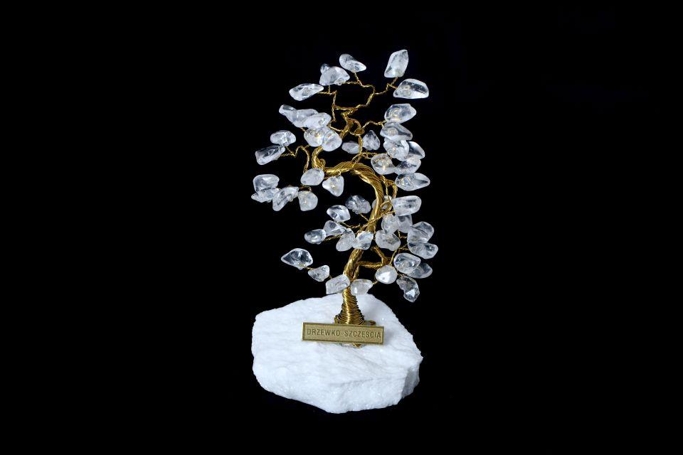 B0 kryształ górski (14 cm)